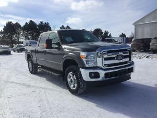 Used 2016 Ford F-250 XLT for sale in Harriston, ON
