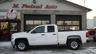 Used 2016 GMC Sierra 1500 4x4 5.3l 6 Passages for sale in Sherbrooke, QC