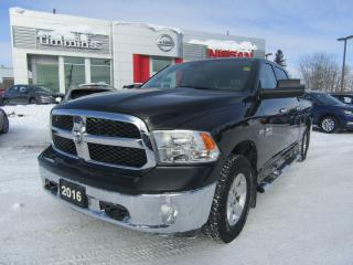 Used 2016 Dodge Ram 1500 SLT for sale in Timmins, ON