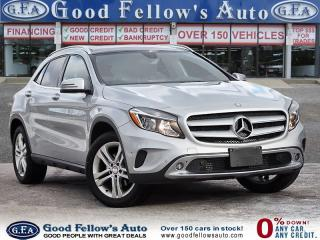 Used 2015 Mercedes-Benz GLA 250 4MATIC, PANORAMIC ROOF, NAVIGATION, HEATED SEATS for sale in Toronto, ON