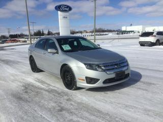 Used 2012 Ford Fusion SE | Local Trade | Winter Tires & Rims for sale in Harriston, ON