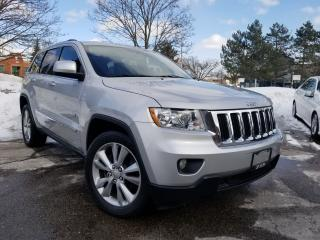 Used 2011 Jeep Grand Cherokee 70th Anniversary for sale in Woodbridge, ON