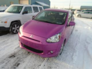 Used 2015 Mitsubishi Mirage DE for sale in Innisfil, ON