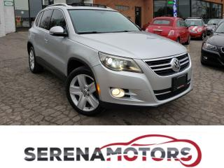 Used 2010 Volkswagen Tiguan HIGHLINE | AWD | TOP OF THE LINE | NO ACCIDENTS for sale in Mississauga, ON