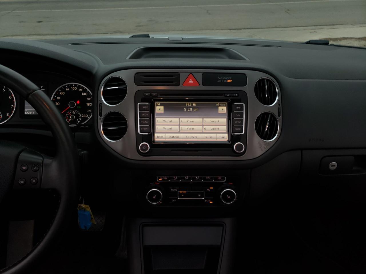 2010 Volkswagen Tiguan