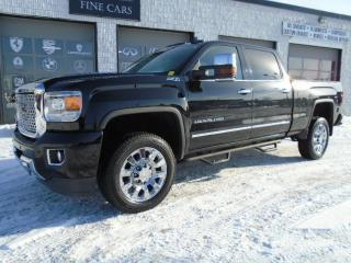 Used 2016 GMC Sierra 2500 Denali HD for sale in Guelph, ON