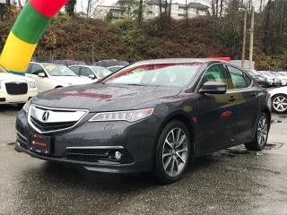 Used 2015 Acura TLX V6 Elite for sale in Coquitlam, BC