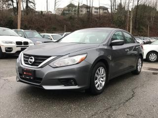 Used 2016 Nissan Altima 2.5 S for sale in Coquitlam, BC