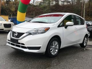 Used 2017 Nissan Versa Note SV for sale in Coquitlam, BC