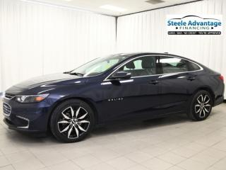 Used 2018 Chevrolet Malibu LT - Alloys, Moonroof, Leather, Bluetooth and 0% Financing!! for sale in Dartmouth, NS
