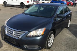 Used 2014 Nissan Sentra SV for sale in Campbell River, BC