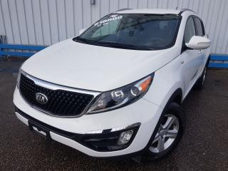 Used 2016 Kia Sportage LX AWD *HEATED SEATS* for sale in Kitchener, ON