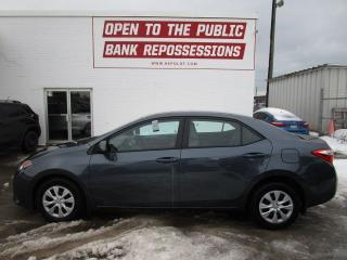 Used 2015 Toyota Corolla CE for sale in Toronto, ON