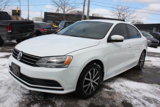 Used 2016 Volkswagen Jetta Comfortline+ SUNROOF for sale in Toronto, ON