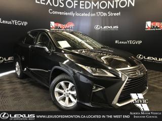 Used 2017 Lexus RX 350 Standard Package for sale in Edmonton, AB