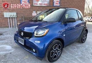Used 2018 Smart fortwo Passion Electric Drive - ONLY 37 KMS for sale in Cambridge, ON