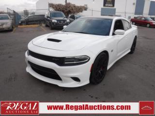 Used 2016 Dodge CHARGER SRT 4D SEDAN RWD 6.4L for sale in Calgary, AB