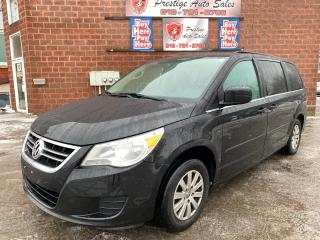 Used 2009 Volkswagen Routan Trendline/NO ACCIDENT/CERTIFIED/WARRANTY INCLUDED for sale in Cambridge, ON