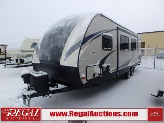 Used 2018 Crossroads SUNSET TRAIL 254 RB TRAVEL TRAILER for sale in Calgary, AB