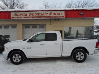 Used 2016 RAM 1500 SLT for sale in Edmonton, AB