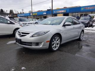Used 2009 Mazda MAZDA6 GT for sale in Coquitlam, BC
