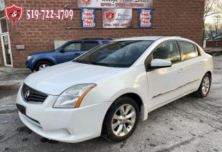 Used 2010 Nissan Sentra 2L/ONE OWNER/NO ACCIDENT/WARRANTY INCLUDED for sale in Cambridge, ON