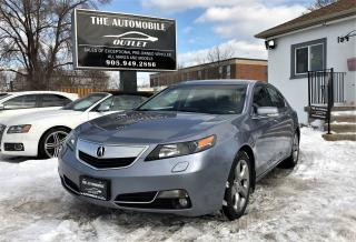 Used 2012 Acura TL w/Tech Pkg AWD NAVI NO ACCIDENT for sale in Mississauga, ON