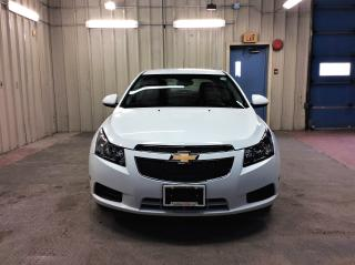 Used 2014 Chevrolet Cruze LT for sale in Ottawa, ON