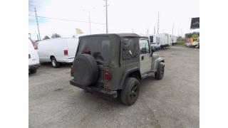 Used 1998 Jeep TJ SE for sale in Mississauga, ON