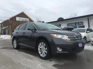 Used 2012 Toyota Venza LE I4 AWD for sale in Waterdown, ON
