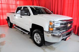 Used 2016 Chevrolet Silverado 2500 HD Long Box w/Spray Liner | One Owner for sale in Listowel, ON