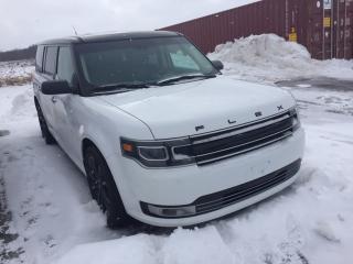 Used 2019 Ford Flex LTD | Nav | Moonroof for sale in Stratford, ON