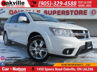 Used 2016 Dodge Journey R/T | AWD | ROOF | DVD | REAR CAM | 7 SEATS for sale in Oakville, ON