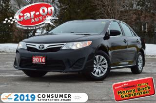 Used 2014 Toyota Camry LE REAR CAM CRUISE A/C BLUETOOTH ONLY 89,000 KM for sale in Ottawa, ON