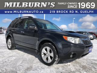 Used 2010 Subaru Forester XT LIMITED AWD for sale in Guelph, ON