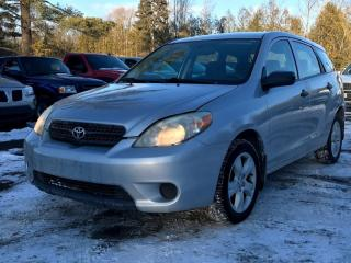 Used 2006 Toyota Matrix 5DR WGN for sale in Holland Landing, ON