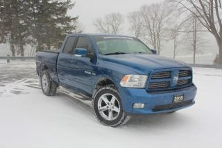 Used 2010 Dodge Ram 1500 4WD Quad Cab 140.5