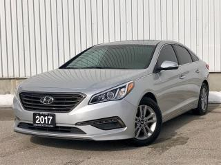 Used 2017 Hyundai Sonata Sunroof|Blind Spot|Accident Free|Financing Available for sale in Mississauga, ON