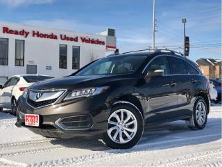 Used 2016 Acura RDX AWD | Leather | Sunroof | Rear Camera for sale in Mississauga, ON