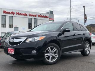 Used 2015 Acura RDX Tech Pkg - Navigation - Leather - NEW TIRES for sale in Mississauga, ON