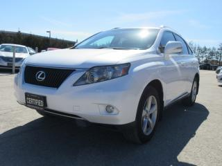 Used 2010 Lexus RX 350 AWD 4dr / PREMIUM / ONE OWNER / ACCIDENT FREE for sale in Newmarket, ON