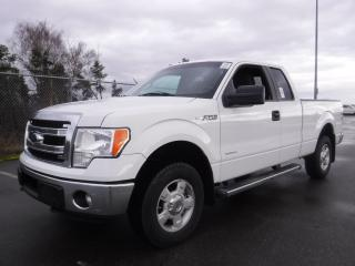 Used 2013 Ford F-150 ecoBoost XLT SuperCab 6.5-ft. Bed 4WD for sale in Burnaby, BC