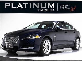 Used 2015 Jaguar XF 3.0 AWD Sport, NAVI, Premium SOUND, Leather for sale in Toronto, ON
