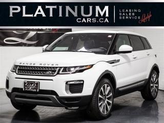 Used 2016 Land Rover Range Rover Evoque SE,AWD, NAVI, PANO, Tech PKG, Push Button Range Rover Evoque for sale in Toronto, ON