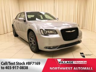 Used 2018 Chrysler 300 (S)  - AWD/Camera/Sunroof for sale in Calgary, AB