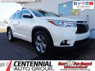 Used 2015 Toyota Highlander LIMITED V6 AWD for sale in Charlottetown, PE