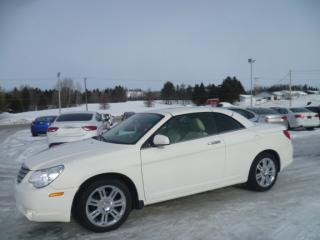 Used 2008 Chrysler Sebring Limited  for sale in East broughton, QC