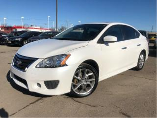 Used 2015 Nissan Sentra 1.8 SR Navigation Sunroof Heated Front Seats for sale in St Catharines, ON