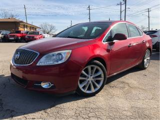 Used 2012 Buick Verano w/1SL Leather Nice Local Trade In! for sale in St Catharines, ON
