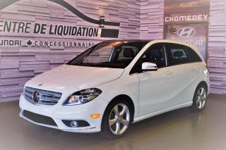 Used 2014 Mercedes-Benz B-Class B 250 Sports Tourer for sale in Laval, QC